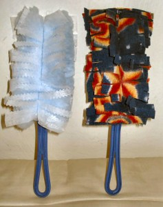 Swiffer reusable duster refill  Photo by prettydaisies on Flikr