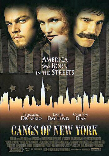 Gangs of New York  Photo by moviesinla on flikr