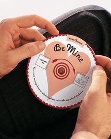 Valentine's Wheel Photo from MarthaStewart.com