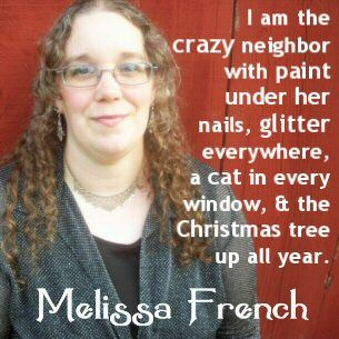 Melissa French, The More With Less Mom