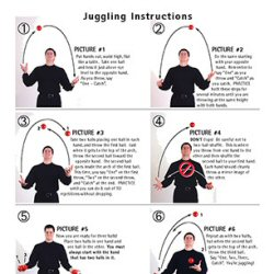 Juggling instruction