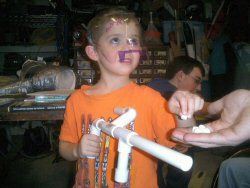 How to Make a Marshmallow Gun or Marshmallow Shooter on Instructables