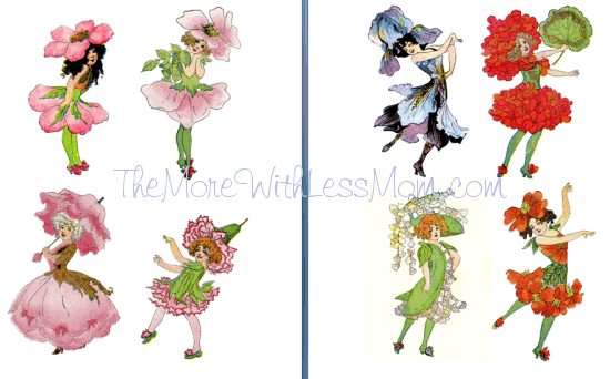 Flower Fairies PDF