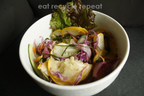 Laarb-inspired Summer Salad