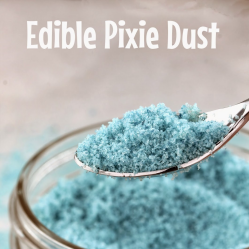 Edible Pixie Dust