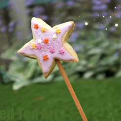 Fairy Wand Cookies