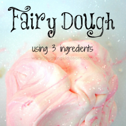 Fairy Dough Recipe