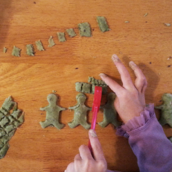 Herbal Play Dough