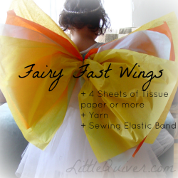 Fairy Fast Wings